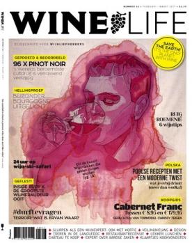 WINELIFE 46, iOS, Android & Windows 10 magazine