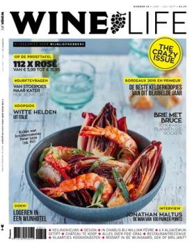 WINELIFE 48, iOS, Android & Windows 10 magazine