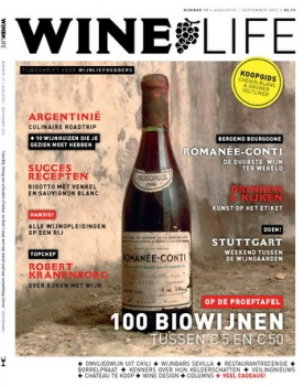 WINELIFE 19, iOS, Android & Windows 10 magazine