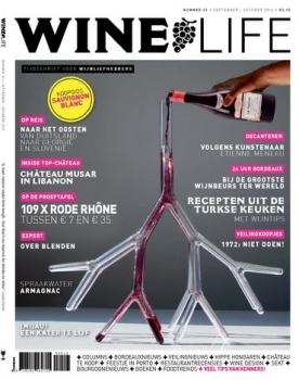 WINELIFE 25, iOS, Android & Windows 10 magazine