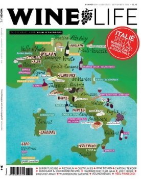 WINELIFE 31, iOS, Android & Windows 10 magazine