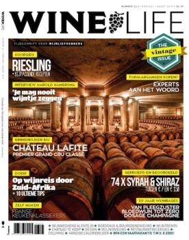 WINELIFE 34, iOS, Android & Windows 10 magazine