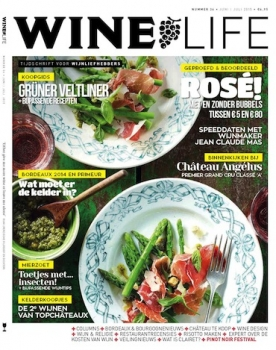 WINELIFE 36, iOS, Android & Windows 10 magazine