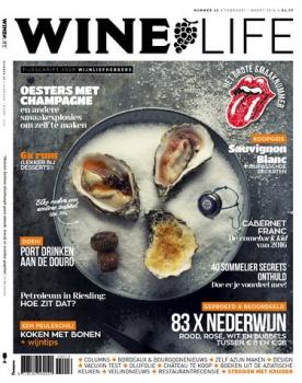 WINELIFE 40, iOS, Android & Windows 10 magazine