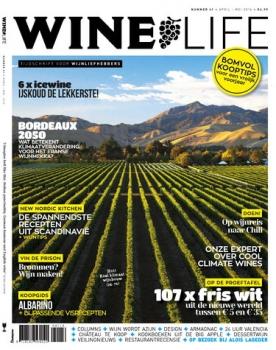 WINELIFE 41, iOS, Android & Windows 10 magazine