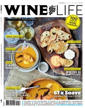 WINELIFE 42, iOS, Android & Windows 10 magazine
