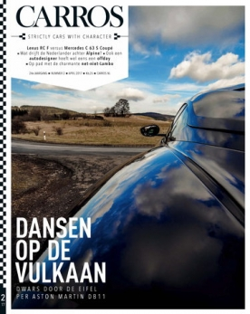 Carros 2, iOS & Android  magazine