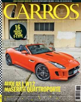 Carros 4, iOS & Android  magazine