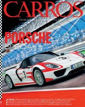 Carros 8, iOS & Android  magazine