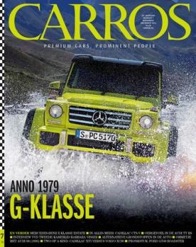 Carros 7, iOS & Android  magazine