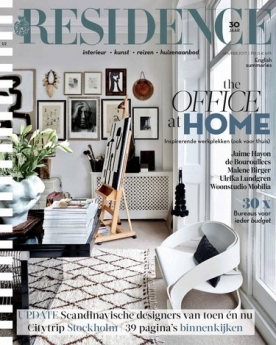 Residence 1, iOS & Android  magazine