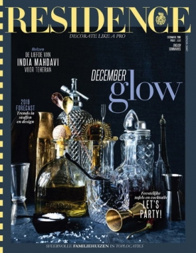 Residence 12, iOS & Android  magazine
