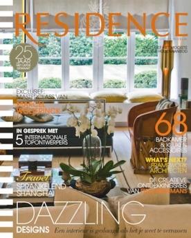 Residence 6, iOS, Android & Windows 10 magazine