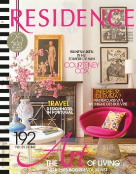 Residence 9, iOS & Android  magazine