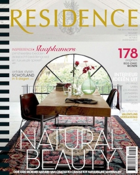 Residence 2, iOS & Android  magazine