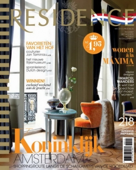 Residence 5, iOS & Android  magazine
