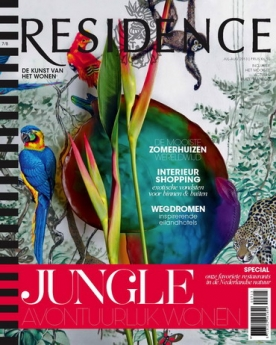 Residence 7, iOS & Android  magazine