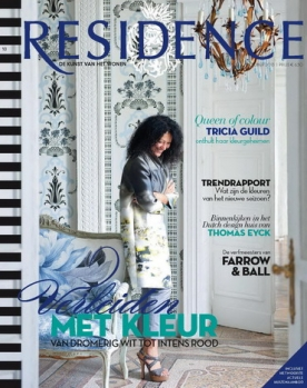 Residence 10, iOS & Android  magazine