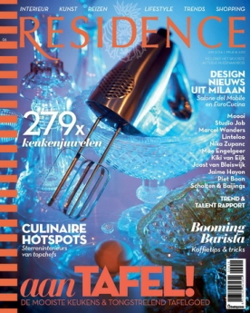 Residence 6, iOS & Android  magazine