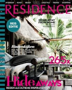 Residence 7, iOS, Android & Windows 10 magazine