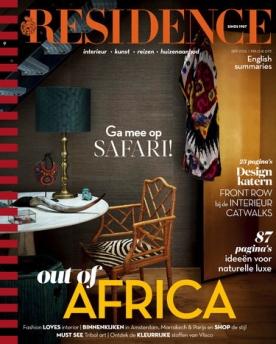 Residence 9, iOS, Android & Windows 10 magazine