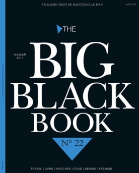 Big Black Book 22, iOS & Android  magazine
