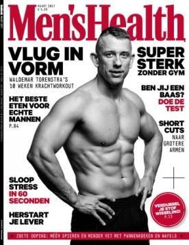 Men's Health 3, iOS & Android  magazine