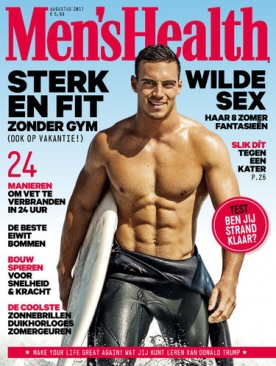 Men's Health 8, iOS & Android  magazine
