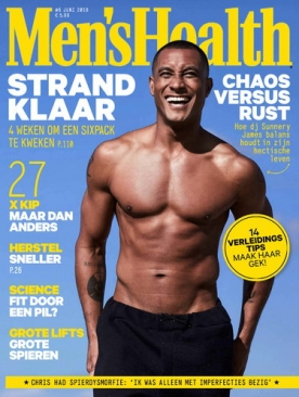 Men's Health 6, iOS & Android  magazine