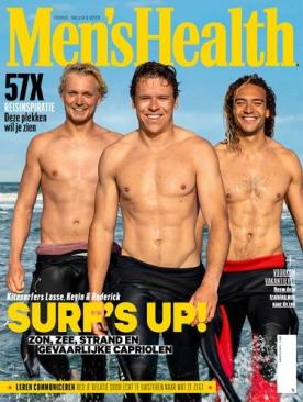 Men's Health 8, iOS & Android  magazine