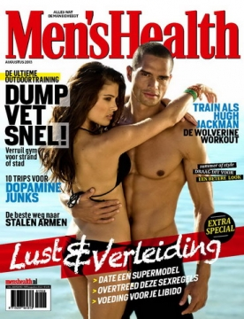 Men's Health 8, iOS, Android & Windows 10 magazine