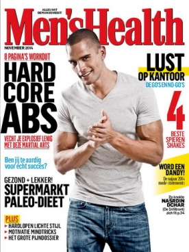 Men's Health 11, iOS, Android & Windows 10 magazine