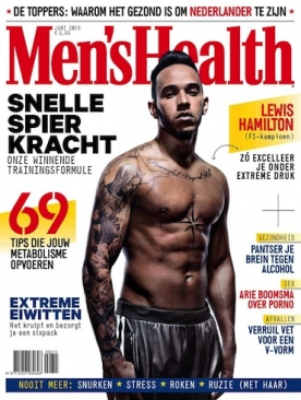 Men's Health 6, iOS & Android  magazine