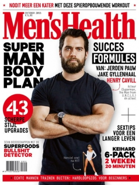 Men's Health 10, iOS & Android  magazine