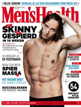 Men's Health 12, iOS & Android  magazine