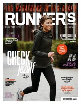Runner's World 3, iOS & Android  magazine