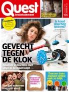 Quest 4, iOS & Android  magazine