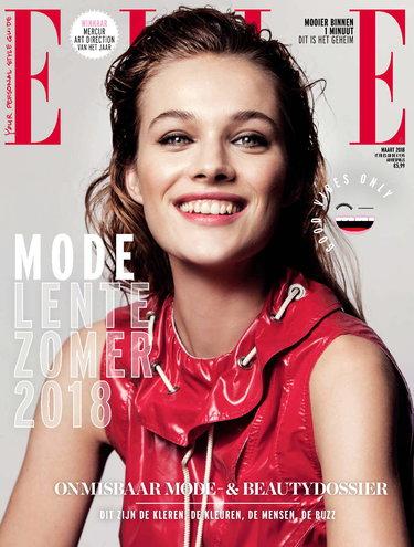 ELLE 3, iOS, Android & Windows 10 magazine