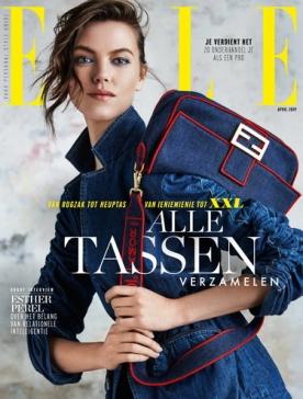 ELLE 4, iOS & Android  magazine