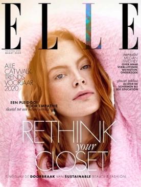 ELLE 3, iOS & Android  magazine
