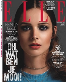 ELLE 11, iOS & Android  magazine