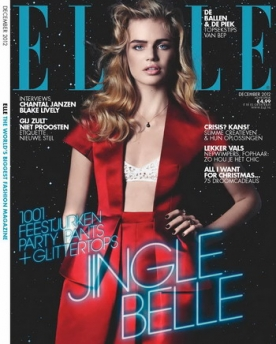 ELLE 12, iOS, Android & Windows 10 magazine