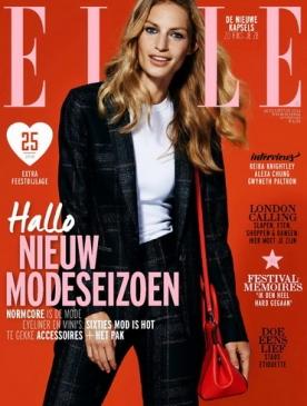 ELLE 8, iOS & Android  magazine