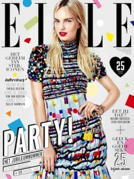 ELLE 10, iOS, Android & Windows 10 magazine