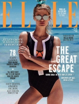 ELLE 7, iOS & Android  magazine
