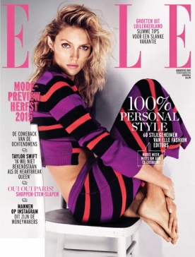 ELLE 8, iOS & Android  magazine