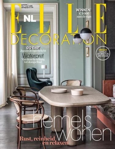 ELLE Decoration 1, iOS, Android & Windows 10 magazine