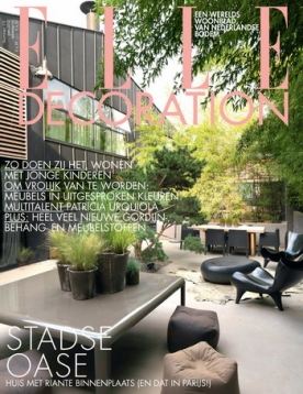 ELLE Decoration 171, iOS & Android  magazine