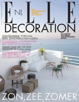 ELLE Decoration 172, iOS, Android & Windows 10 magazine