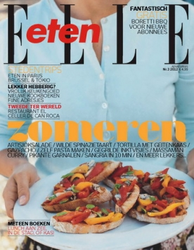 ELLE Eten 3, iOS & Android  magazine